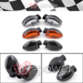 fite For SUZUKI GSX-S 1000 GSX-S 1000 / 1000F / 750 GSX-S750 GSR Motorcycle Front / Rear blinker Light Shell lamp lens
