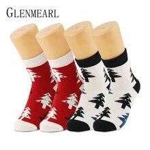 2 pairs/lot Women Socks Quality Fall Winter Brand Soft Warm Thick High Coolmax Compression Christmas Female & Hosiery Lady