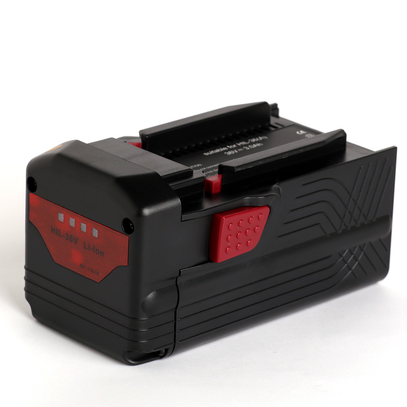 For Hilti 36v 4000mAh/4.0Ah Li-ion power tool battery electrical tools B36 B36V TE6A TE 6A TE7A