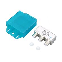 Water Proof DiSEqC Switch 2 in 1 rainproof two-in-one switch X-21M compatible with more types of satellite receiver cheap OCDAY CN(Origin)