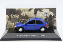 IXO Altaya 1:43 Scale Chevrolet Corsa 1.0 1994 Toys Car Diecast Models Limited Edition Auto Gift Collection(China)