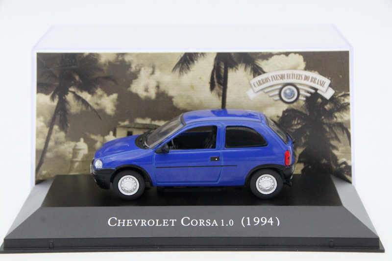 IXO Altaya 1:43 Scale Chevrolet Corsa 1.0 1994 Toys Car Diecast Models Limited Edition Auto Gift Collection