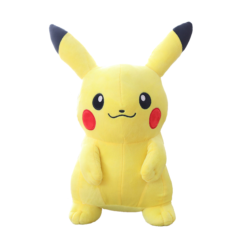 detective pikachu Pichu Exquisite Plush toy cute Small animal mouse soft doll Children's toys gifts birthday present