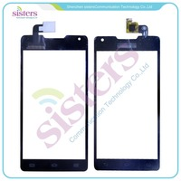Wholesale Touch Screen Panel Digitizer Glass Lens Sensor Repair Replacement Parts For Philips 6618 Free Shipping