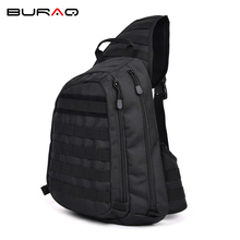 New Design Sports Hiking Running Camping Bag Capacity Black,Gray,Blue Outdoor Chest Bag Sling Bag with Single Strap