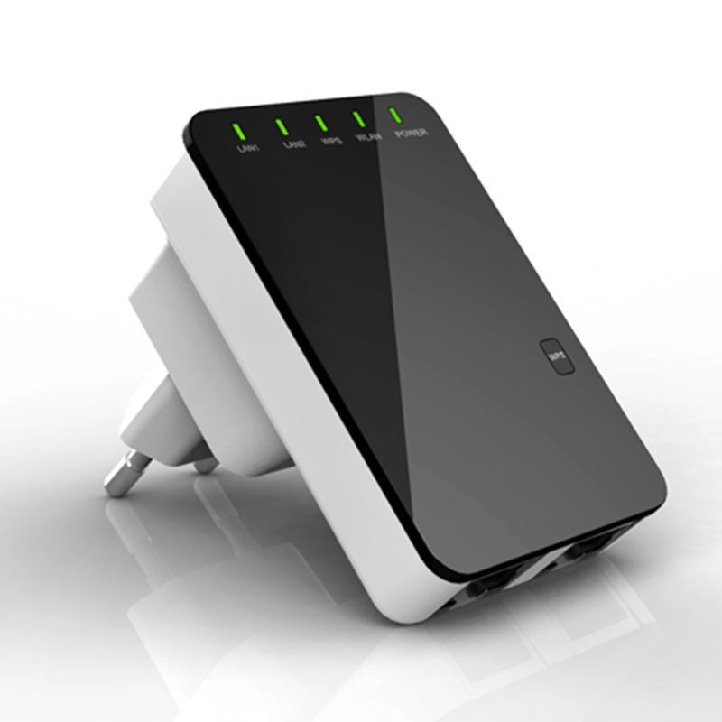 300Mbps Wireless Wifi Repeater Network Router Range Expander 2.4G Wifi Router Signal Booster Amplifier Wireless-N Repeater 5