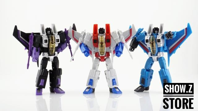 [Show.Z Store] DX9 TOYS War In Pocket X16 X28 X29 Seeker Set of 3 Transformation TF Action Figure [show z store] [pre order] fanstoys ft 28 hydra fans toys transformation figure