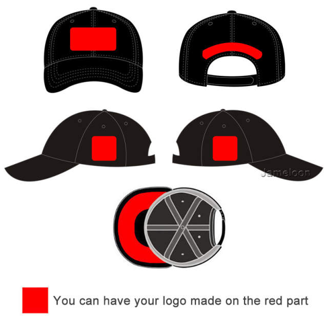 7dad056d US $89.0 |Custom Contrast Sandwich Bill Baseball Caps Team Hats Free  Embroidery Printing Logos Wholesale Small Minimum Quantity Order -in  Baseball ...