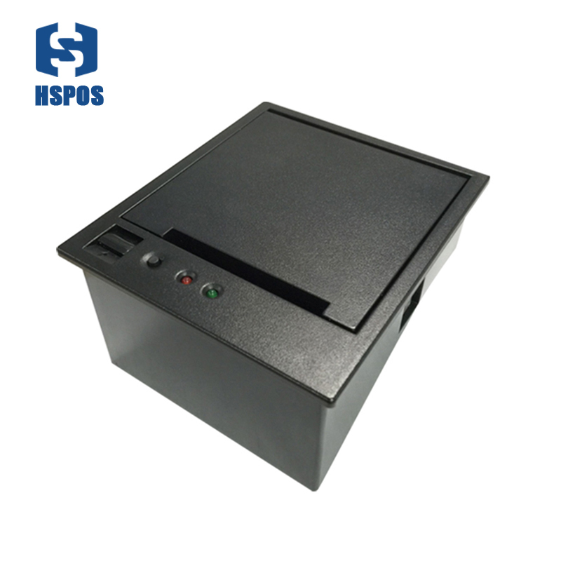 2 inch embedded thermal printer with auto cutter security locks taxi panel mini impressora support big Paper Roll Diameter 50mm 2 inch panel receipt printer with auto cutter high performance thermal printing turnkey module 80mm paper diameter for kiosk atm