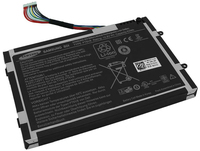original Battery for Dell Alienware M11X R1, for Alienware M11x R2, M11x R3, M14x R1
