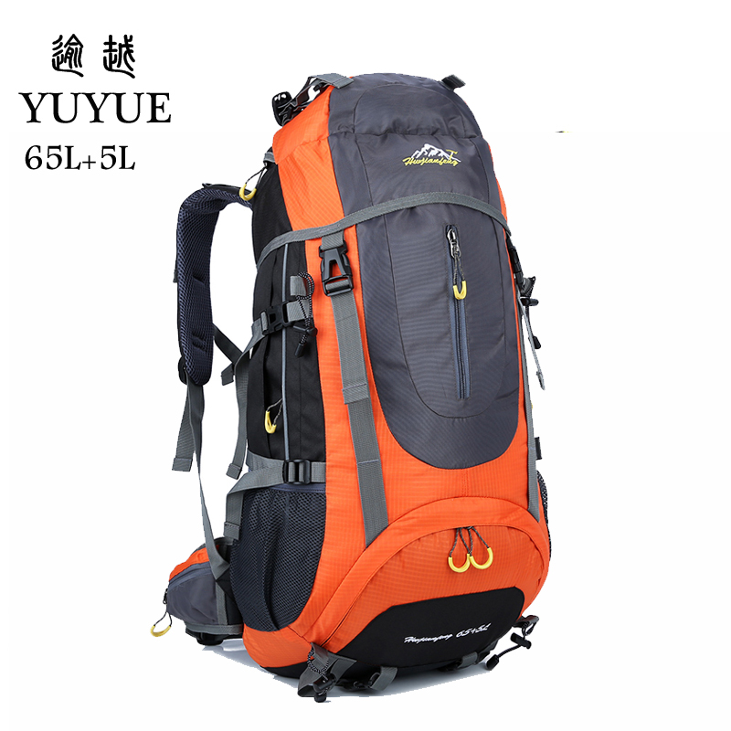 Outdoor Camping Sport Bag For Traveling Travel Backpack Male Waterproof Bag Beach Big Rucksack Outdoorer Male Bags Men's Bags 0