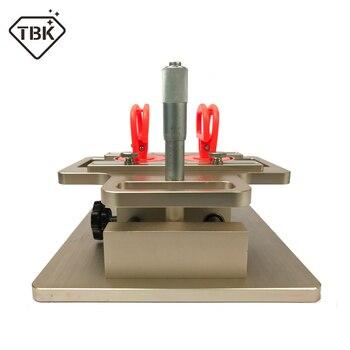 100% Original TBK TBK-928 LCD Touch Screen Demontieren Manuelle EIN-rahmen Separator Für Handy Genau Reparatur Einstellen Durch