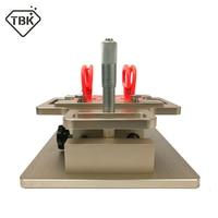 100% original tbk TBK 928 lcd tela de toque desmontar manual a frame separador para o telefone móvel precisamente reparação ajustar por|Conj. ferramentas elétricas| |  -