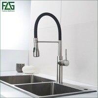 Unique Design Kitchen Faucet Brass Chrome Kitchen Taps Rotate 360 Degrees Black Kitchen Sink Torneira Parede
