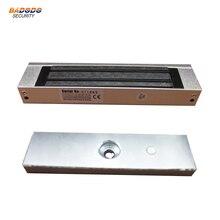 DC12V Elektromagnetische Lock Elektrische Magnetisch Slot 180Kg 350Lbs Holding Force Voor Glazen Deur Toegangscontrole