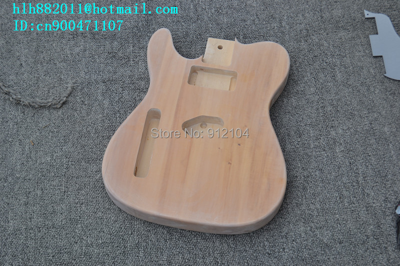 free shipping new single wave left hand electric guitar basswood body in natural without paint+foam box F-1995 vegas left hand natural color acoustic electric guitar free bag free shipping