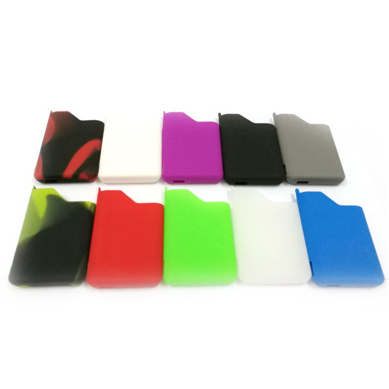 10 pcs protective silicone case for icub sourin air mod colorful