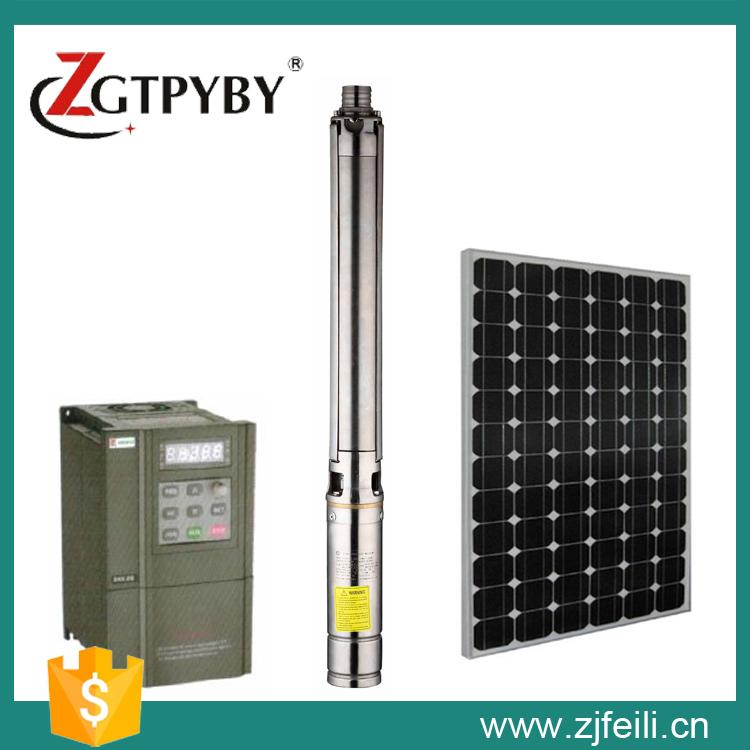 solar well pump Beijing Olympic use Feili Pump solar pump exported to 58 countries and beijing olympic use feili pump solar pump for deep well