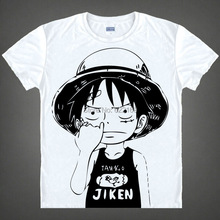 ONE PIECE T-Shirt Top Quality