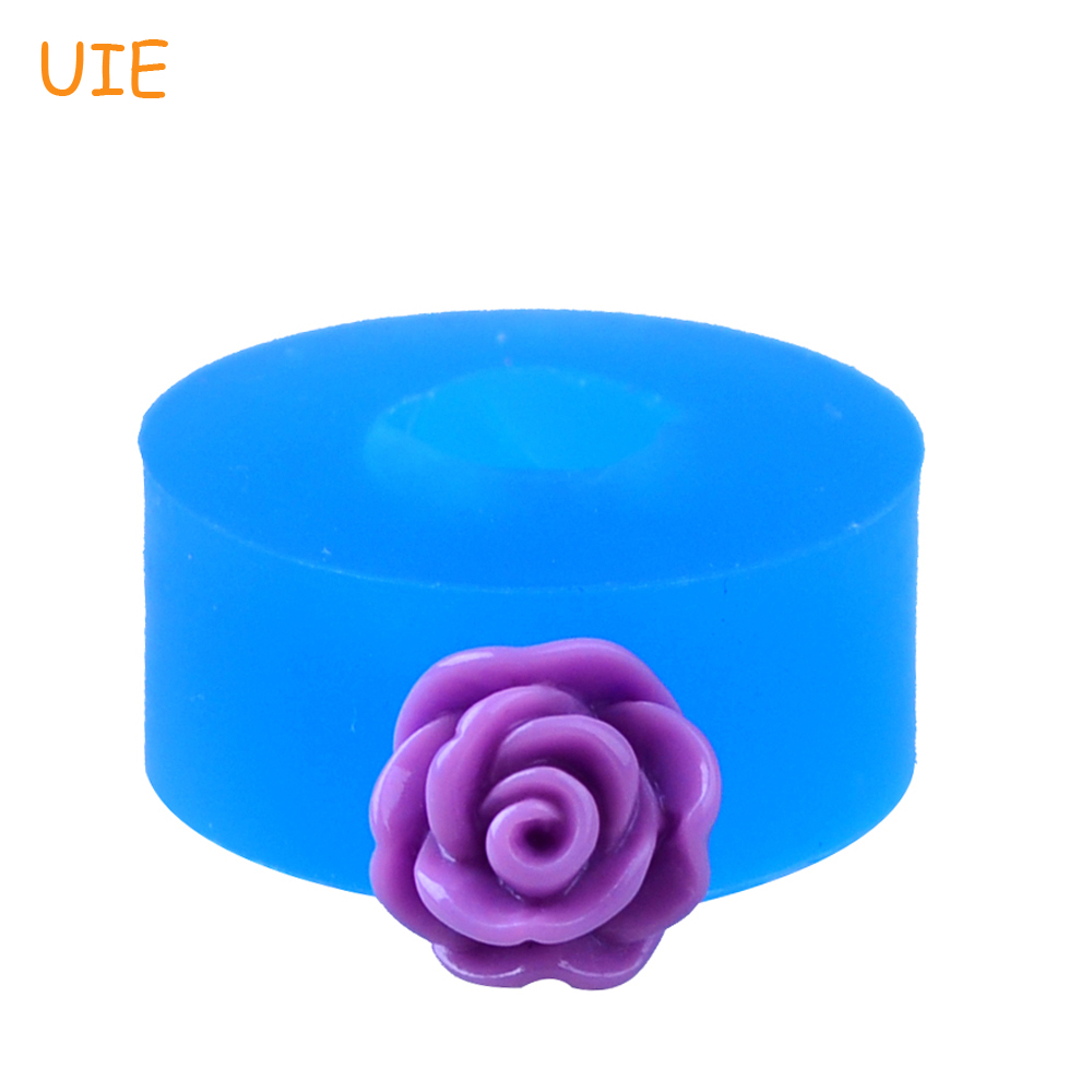 Clay Extruders Straightforward Hyl180u 3d Mini Flower Silicone Mold Craft Cupcake Topper Icing Fimo Clay Chocolate Fudge Resin Biscuit Jewelry Cheap Sales Pottery & Ceramics