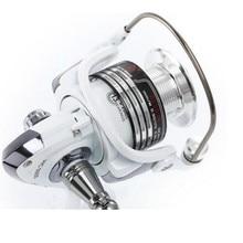 LIE YU WANG Spinning Reel 13 + 1 Bearing Balls Spinning Reel Super Strong Fishing Reel 5.2:1 Carp Fishing Spinner For Fishing