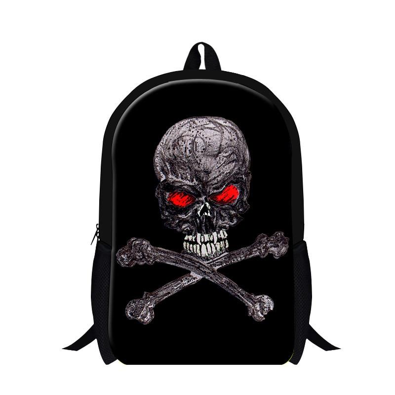 91d59bf2c6ed 2018 hot selling Boys backpack magazine skull back pack bag for boy ...
