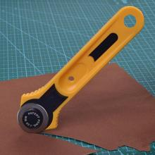 Useful 28mm Rotary Cutter Circular Cut Blade Patchwork Leather Vinyl Paper Craft