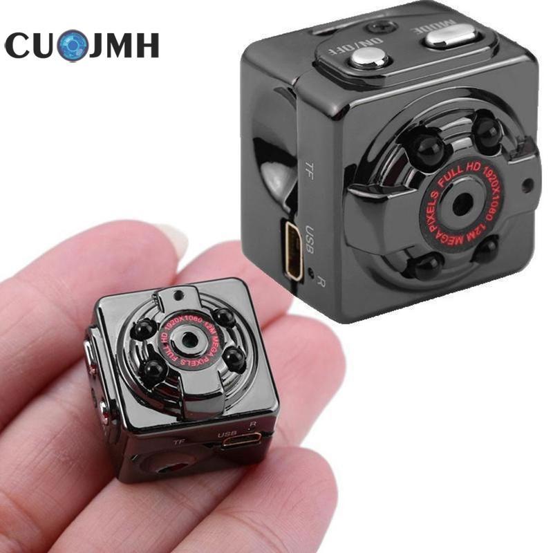 Mini Camera SQ8 Micro Dv Camcorder Action Night Vision Digital Sport DV Wireless Mini Voice Video Tv Out Camera Hd 1080p mini dv md80 почтой