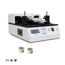 LCD Screen Separator Semi-Automatic Separator Machine Built In Vacuum Pump For Phone Refurbish Maintenance Tools+2PCS steel wire semi automatic built in vacuum pump lcd separator repair machine to split glass touch screen digitizer lcd for iphone samsung