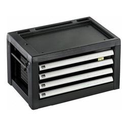 SALKI 8925004-Baul senza strumenti di 4 cassetti