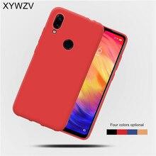 Xiaomi Redmi 7 Case Shockproof Soft Rubber Silicone Matte Protective Phone Case For Xiaomi Redmi 7 Back Cover Xiaomi Redmi 7 все цены