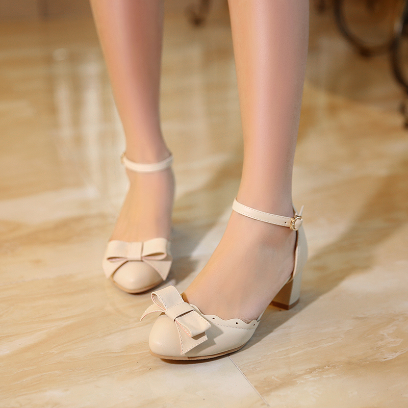Pale Pink Nude Shoes