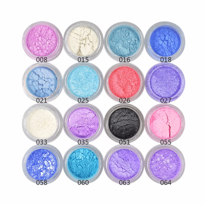 20 Colors Shimmer Eye Shadow Powder Pigment Mineral Naked Matt Shadows Highlighters Brightens Professional Brand Makeup (3)
