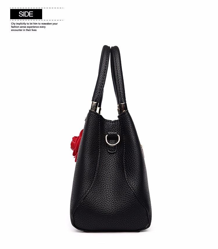 ᐊYINGPEI women bags handbags High quality PU leather shoulder bag ... a6b67c47e9