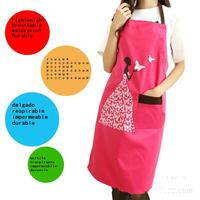 Kitchen Apron Waterproof Girl Delantal Cocina Avental Tablier Cuisine Accessories Articulos De Cocina Utensilio De Cozinha
