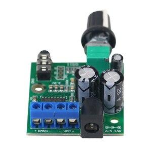 "Image 3 - Ghxamp 25 واط النقي مضخم صوت مكبر للصوت المتكلم مجلس أحادية باس ل 3.5 5 ""بوصة 4 6OHM 20 واط  50 واط مضخم صوت المتكلم DC12V"