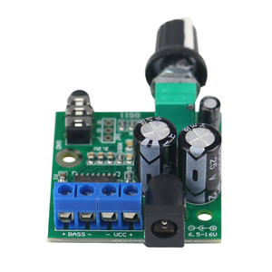 """Image 3 - Ghxamp 25W Pure Subwoofer Amplifier Speaker Board Mono Bass For 3.5 5"""" inch 4 6OHM 20W 50W Subwoofer Speaker DC12V"""