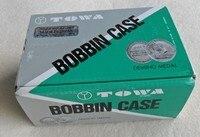 100% Оригинальный чехол TOWA Bobbin для Tajima, Barudan, SWF и китайские вышивальные машины