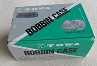 100% original TOWA Bobbin case for Tajima, Barudan, SWF and Chinese embroidery machines