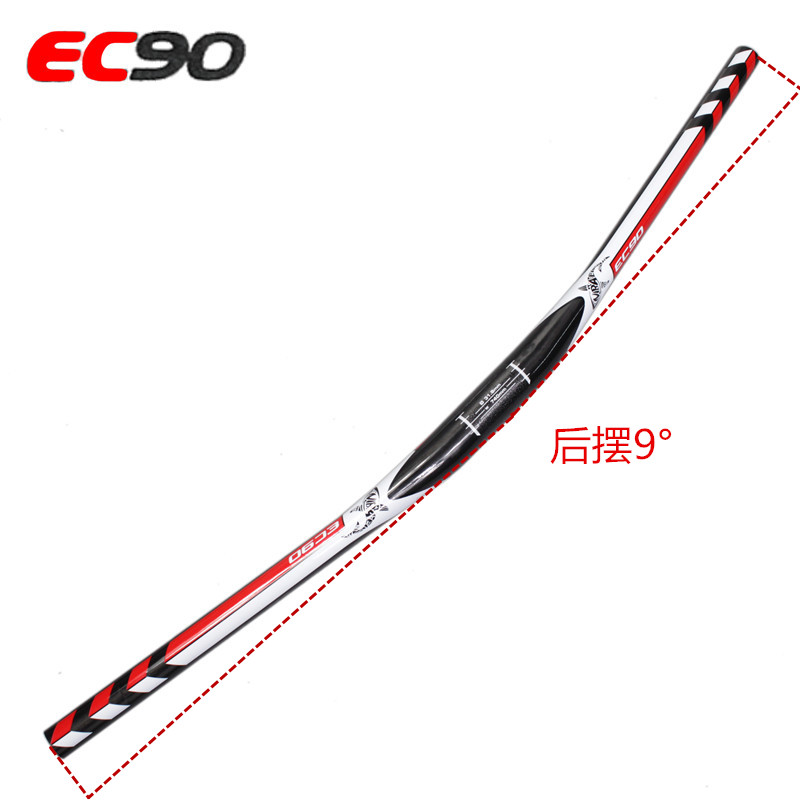 2017 New EC90 mountain Bicycle carbon XC DH handlebar Carbon MTB Bike handle 690 720 740MM used free shipping pressure lever spring compatible zebra 105sl thermal label printer printer part printing accessories