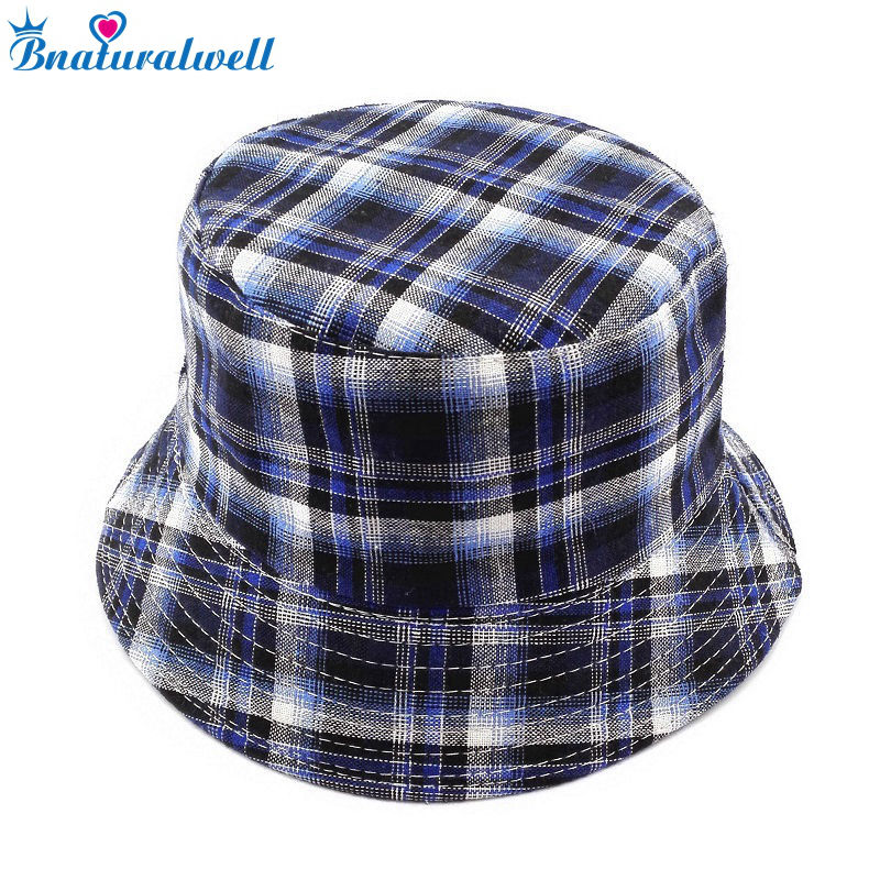 Bnaturalwell Boys sommerhue Bucket solhue for gutter Kids Panama hue Barn bucket cap foto prop reversible 1pc BS022S