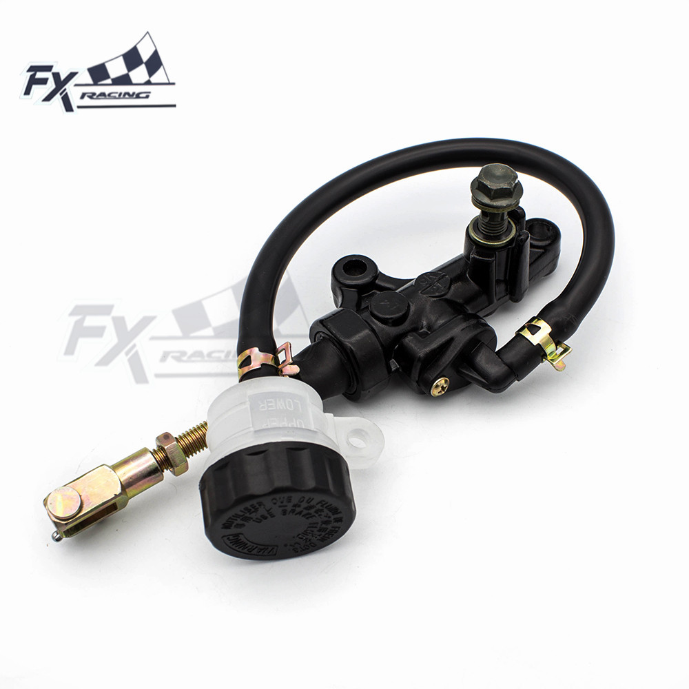 CNC Motorcycle Foot Rear Brake Master Cylinder Pump Hydraulic Brake For Yamaha YZF R6 R1 1999 - 2005 2000 2001 2002 2003 2004 спортинвентарь nike чехол для плеера на руку nike womens e1 prime perfomance arm band n rn 10 011 os