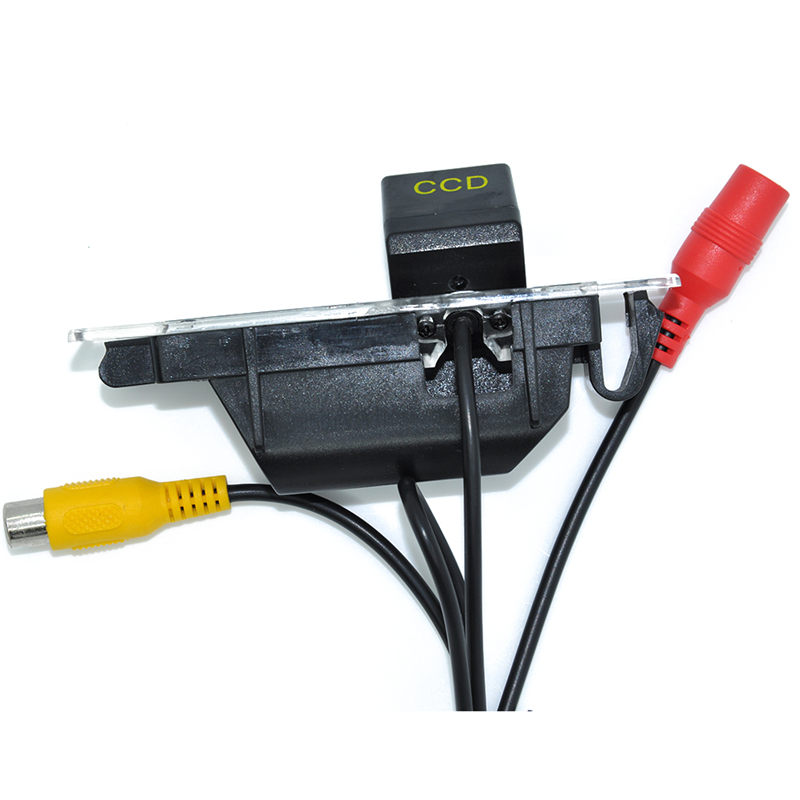 4 LED HD CCD auto achteruitrijcamera Camera achteruit voor OPEL - Auto-elektronica - Foto 5