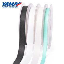 YAMA Polyester Cotton Ribbon 50Yards/roll 6mm 9mm 13mm 16mm 19mm 1/4 3/8 1/2 5/8 3/4 inch Hand Made Carton Gifts