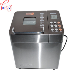 Household Fully-automatic Bread Machine With double tube baking  intelligence menu item 25 Function of ice cream