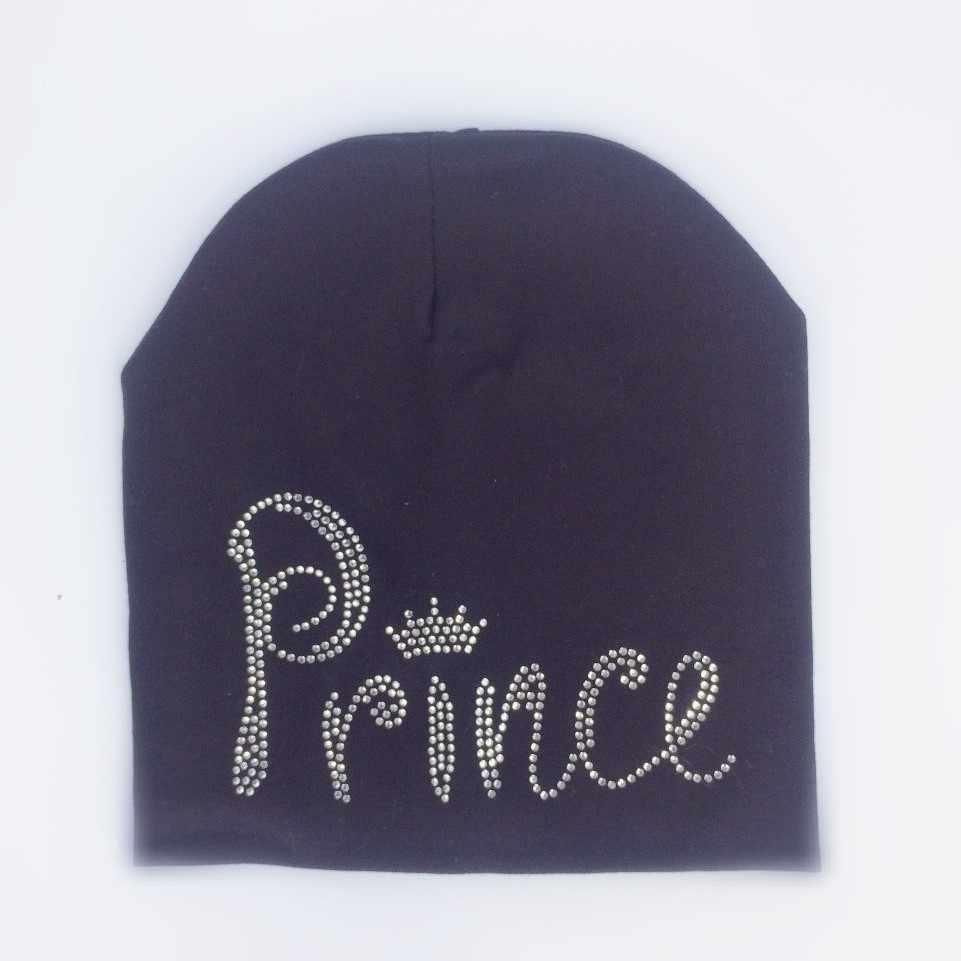 子供の秋の王女ダイヤモンド女の赤ちゃん帽子の少年帽子キッズコットンビーニーハットスカルボンネット子供のための幼児帽子