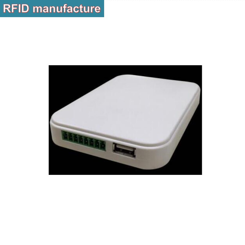 US $85 0 |low price usb desktop UHF RFID Reader programmer passive epc gen2  uhf iso18000 6c tags read writer-in Control Card Readers from Security &