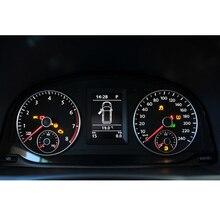 Dongzhen для VW TOURAN 2011 приборная панель для приборной панели автомобиля защитная пленка устойчивая к царапинам авто аксессуары для стайлинга автомобилей