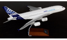new Fine JC WINGS 1/200 Airbus A380 aircraft A350 engine test machine XX2397 Alloy aircraft model Collection model Holiday gifts