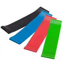 500mm Resistance Bands Stretching Workout Elastic Latex Loop Home Fitness Power Strength Training Expander Sports Tourniquet